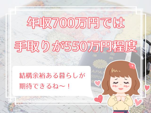 年収700万円の結婚生活のリアル