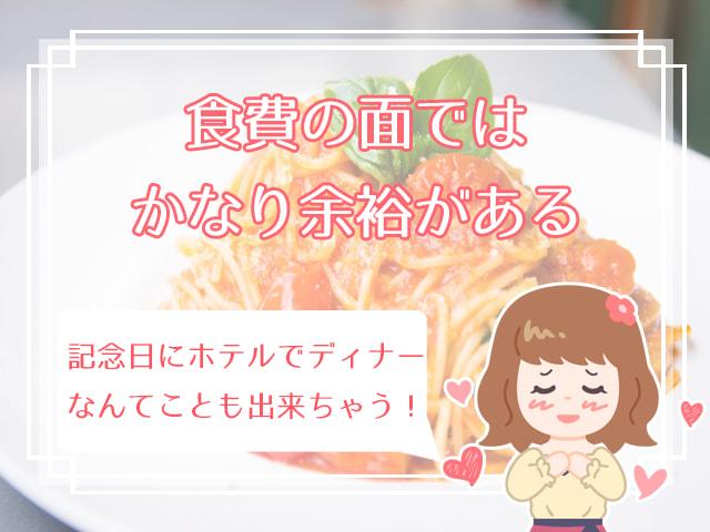 更に盛られたトマトパスタ