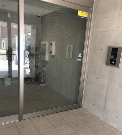 シュライククリエイティブセンター入り口
